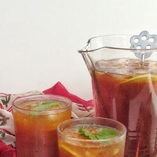 Chai Iced Tea.