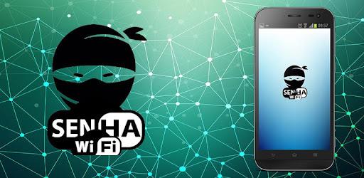 Descobrir Senha Wifi Prank for PC