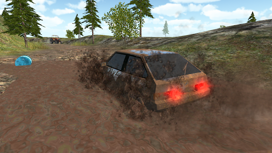 Russian Car Driver HD- screenshot thumbnail