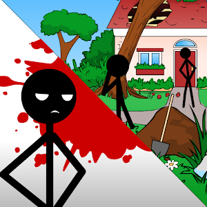 Stickman Kill Gardener for PC and MAC