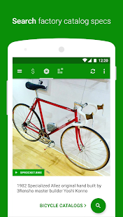 Sprocket - Find your Bicycle- screenshot thumbnail