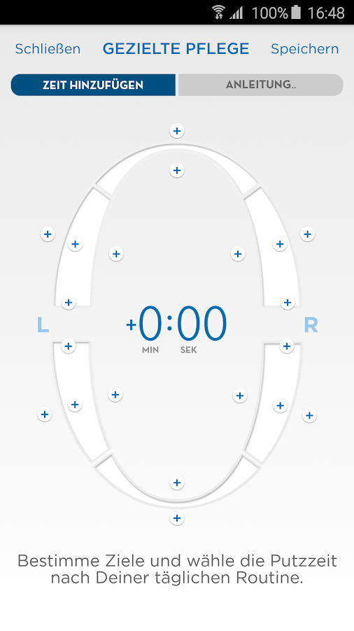 Oral-B App – Screenshot