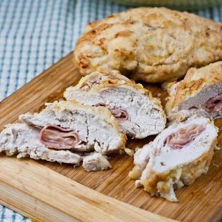 Chicken Cordon Bleu Recipe (Gluten Free).