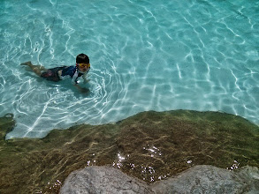 Photo: Clark In The Lagoon