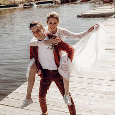 Wedding photographer Aleksandra Kapylova (sandra1). Photo of 23.07.2018