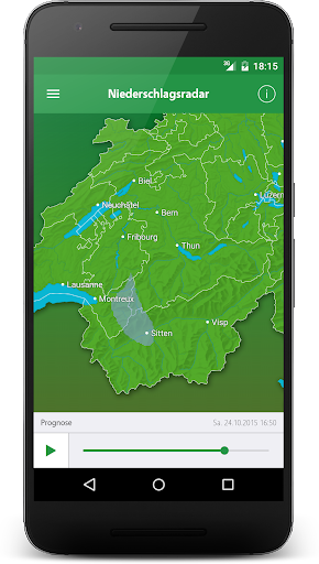 LANDI Wetter 3.2.7 screenshots 5