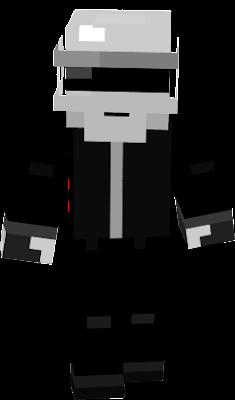 Daft Punk Skin