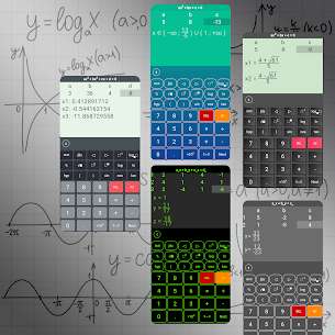 HiEdu Scientific Calculator : He-570 MOD APK (Ad-Free/Proper) 5
