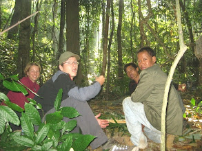 Photo: The Jungle Trek in Luang Namtha, Laos