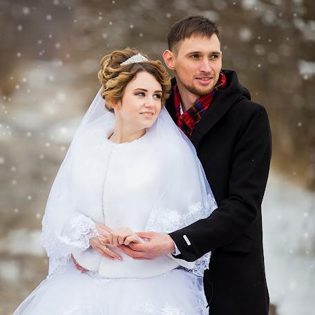 Wedding photographer Aleksey Zharkov (alexsmef). Photo of 16.01.2018