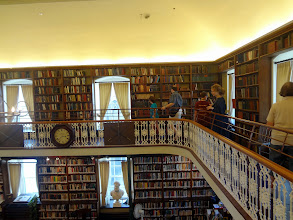 Photo: Library at Morrin Centre