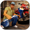 Moto-Mechaniker Sim:Bike  Quad