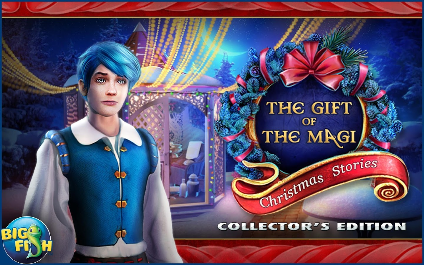 Christmas Stories: The Gift of the Magi- screenshot