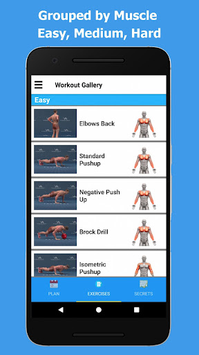 Strong Arms in 30 Days - Biceps Exercise Screenshots 14