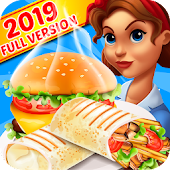 Fast Food Craze - Kitchen Cooking Games Madness
