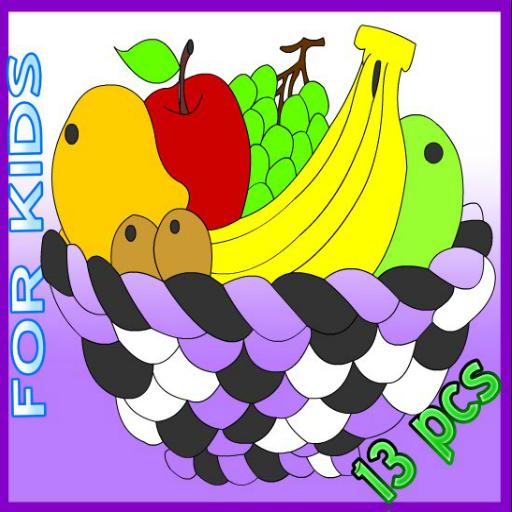 水果游戏 益智 App LOGO-硬是要APP