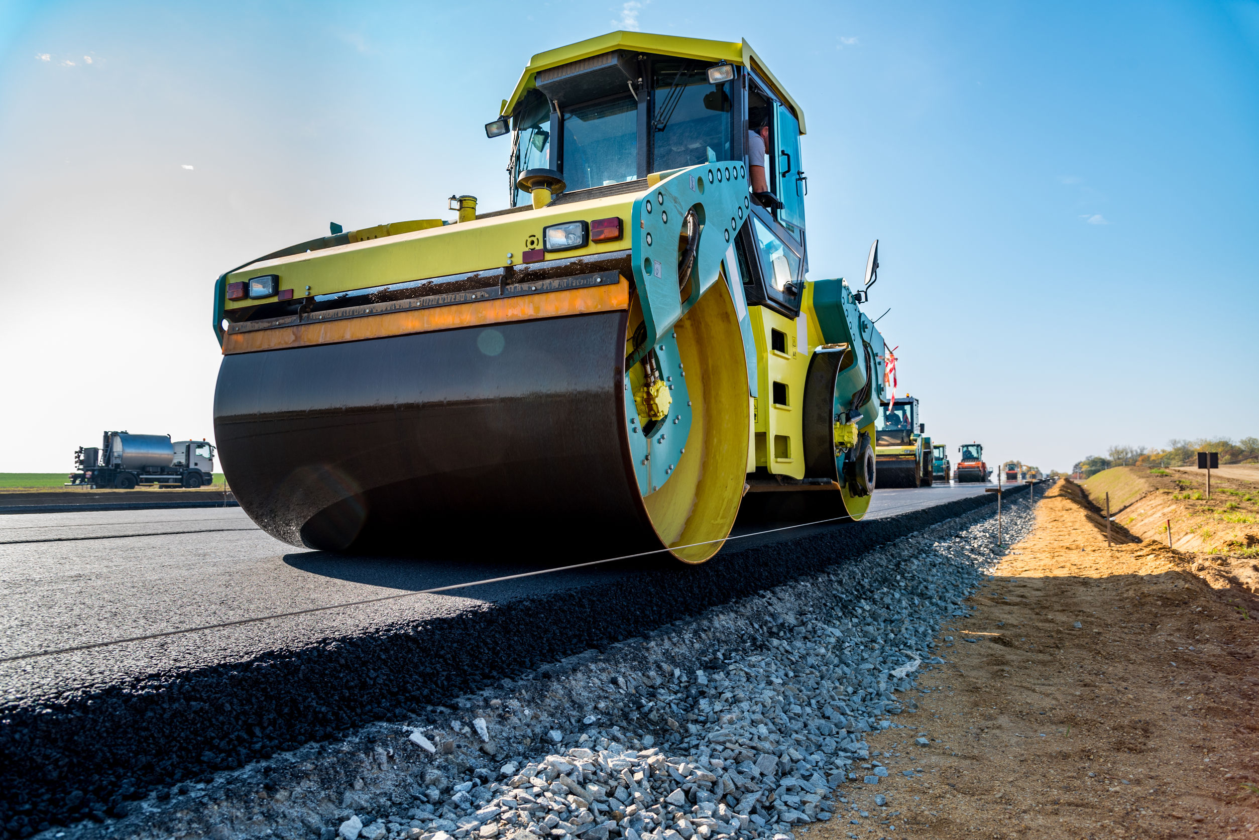 Best Commercial Paving Company in NJ