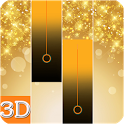 piano gold tiles 2018 icon