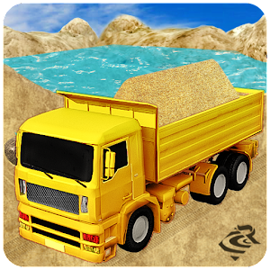 Sand Transport Truck Simulator for PC and MAC