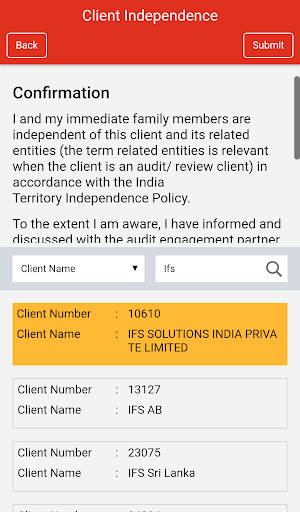 iTime by PwC India (Google Play, United States) - SearchMan