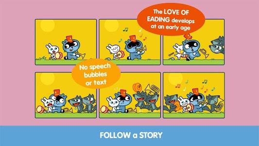 Pango Comics screenshot 3