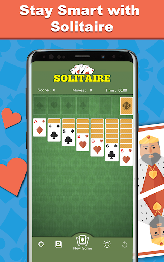 Solitaire by PlaySimple - screenshot