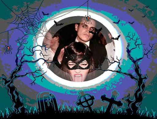 Halloween Collage Frames