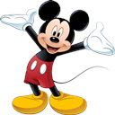 Mickey mouse wallpaper comic HD