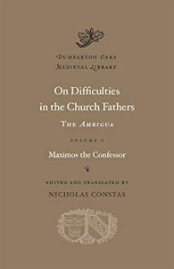 ON DIFFICULTIES IN THE CHURCH FATHERS, VOLUME I