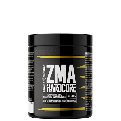 Chained Nutrition ZMA Hardcore, 160 caps