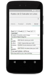 Radios de El Salvador en Línea screenshot 5