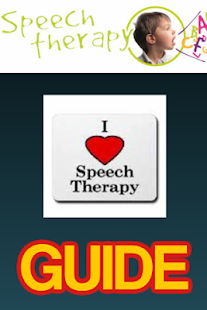 Speech Therapy Guide - náhled