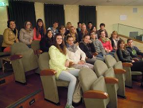 """Photo: 08/10/2014 - Scuola superiore """"Arimondi-Eula"""" di Savigliano (Cn). Classe V D - Ragioneria."""