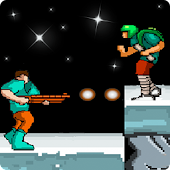 Classic Contra Shooter