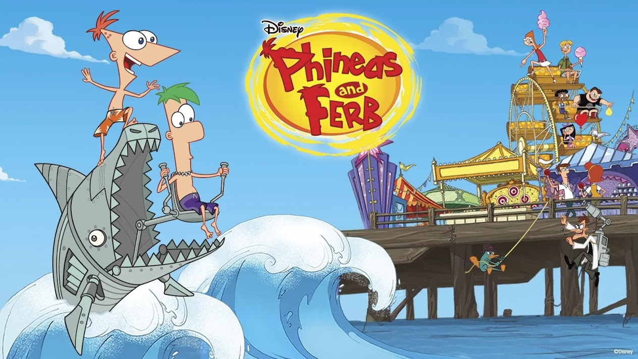 phineas and ferb movies u0026 tv on google play