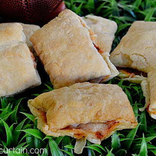 Puff Pastry Pizza Appetizers Recipes