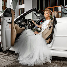 Wedding photographer Pavel Sharnikov (sefs). Photo of 07.09.2018