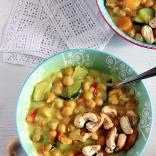 Vegetarian Zucchini Curry Recipes