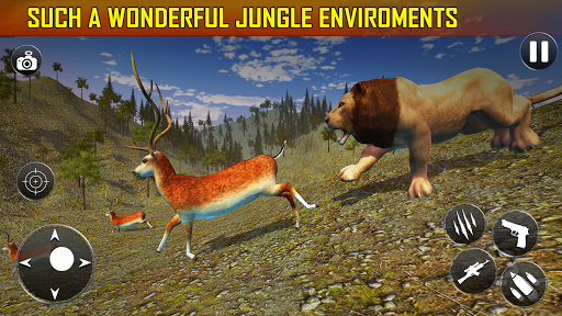 Gun Animal Shooting: Animals Shooting Game painmod.com screenshots 5
