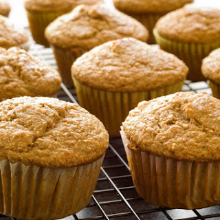 Basic Whole Wheat Muffin.