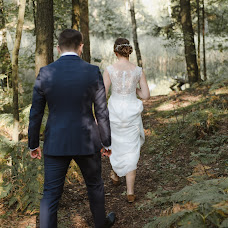 Wedding photographer Magdalena Hałas (magdalenahalas). Photo of 23.10.2018