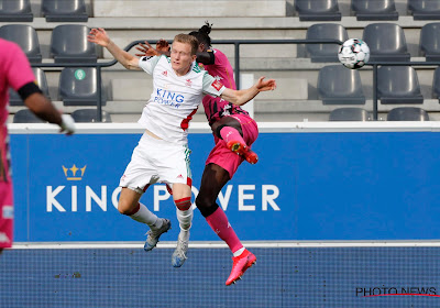 De ene huurling is de andere niet: Rezaei mocht niet spelen tegen Club Brugge, Vlietinck wel