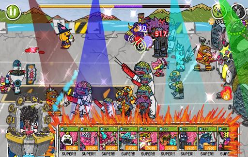 Monster VS Zombie 1.6.9 screenshots 9