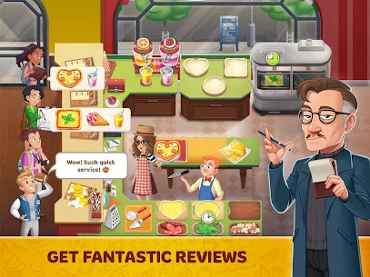 Cooking Diary® MOD (Unlimited Gems) 9