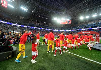 Un comité indépendant de l'AMA charge la Russie : Les Diables Rouges pourraient ne pas jouer à Saint-Pétersbourg lors de l'Euro 2020 !
