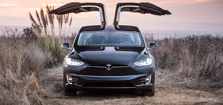 EV's - Tesla Model X [92.850€] [WLTP 465-565km NEDC]