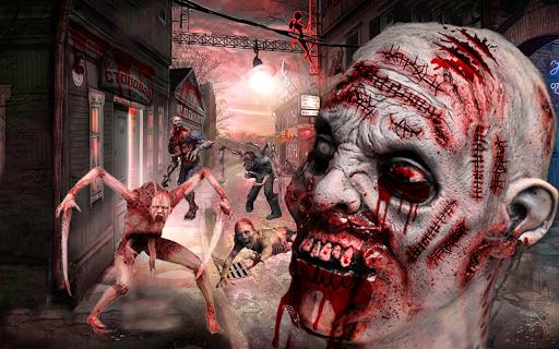 Deadly Zombies War 2018: Survival Shooting Games 1.0 screenshots 2