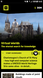 FLApp: Future Lab Aachen App - náhled