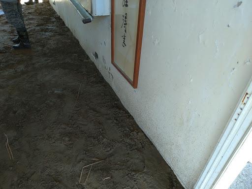 西側教室增高工程