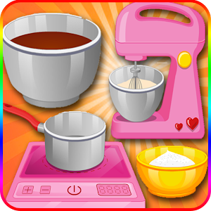 cook cake games hazelnut for PC and MAC